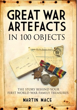 Great War Artefacts in 100 Objects