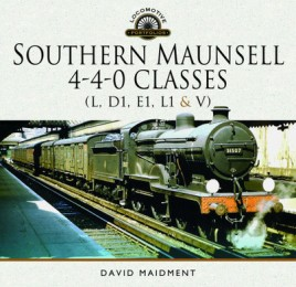 Southern Maunsell 4-4-0 Classes (L, D1, E1, L1 and V)