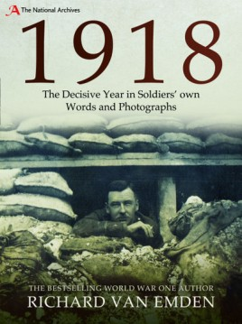 1918: The Decisive Year in Soldiers' own Words and Photographs