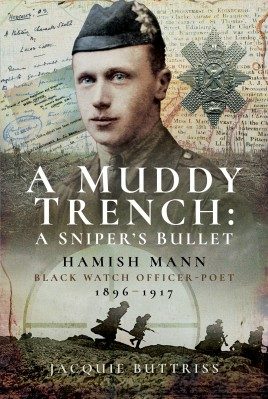 A Muddy Trench: A Sniper's Bullet