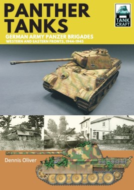 Panther Tanks - German Army Panzer Brigades