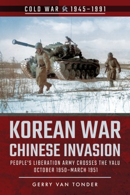 Korean War - Chinese Invasion