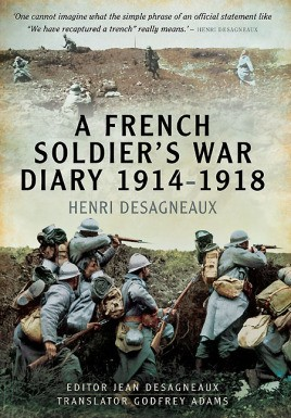 A French Soldier's War Diary 1914-1918