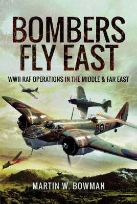 Bombers Fly East