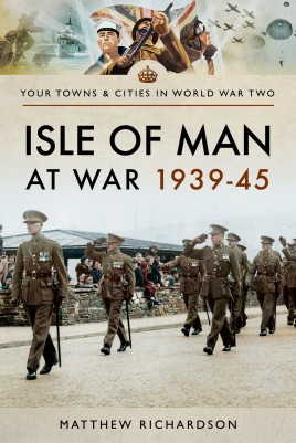 Isle of Man at War 1939–45