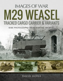 M29 Weasel Tracked Cargo Carrier & Variants