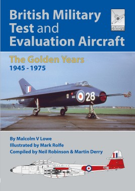 British Military Test and Evaluation Aircraft