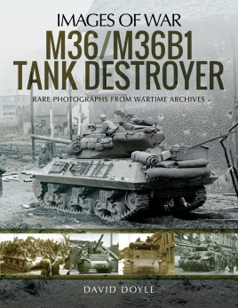 M36/M36B1 Tank Destroyer