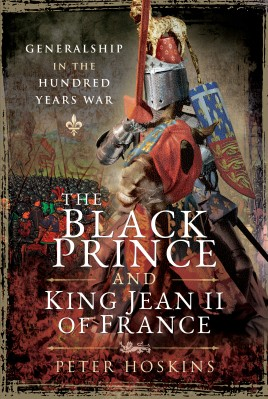 The Black Prince and King Jean II of France