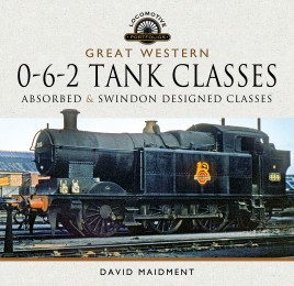 Great Western, 0-6-2 Tank Classes