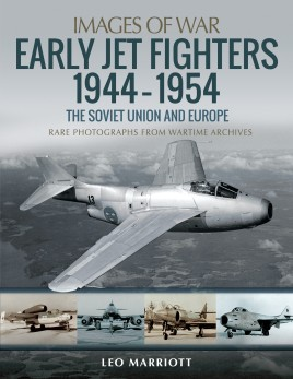 Early Jet Fighters - European and Soviet, 1944–1954