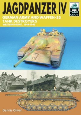 Jagdpanzer IV - German Army and Waffen-SS Tank Destroyers