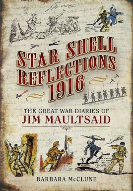 Star Shell Reflections 1916