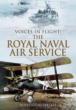The Royal Naval Air Services during WWI